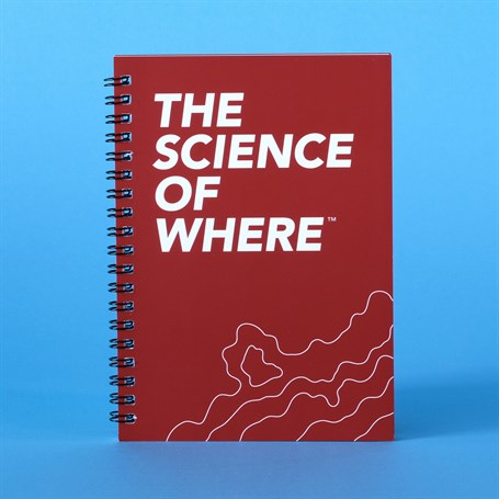 The Science of Where Defter